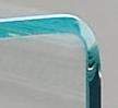 detalhe vidro curvo